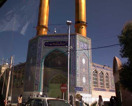 مسجد علی ابن ابی طالب زاهدان